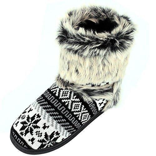 6e52b4661b1 Oferta: 20.99€ Dto: -29%. Comprar Ofertas de Sibba Zapatos de Estar ...