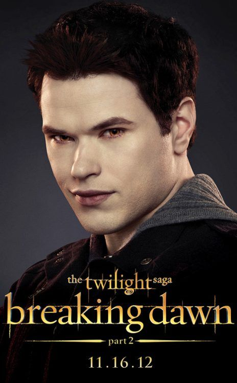 Breaking Dawn Part 2 Emmett Twilight Saga