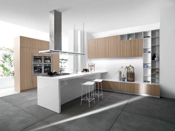 Chão para cozinha