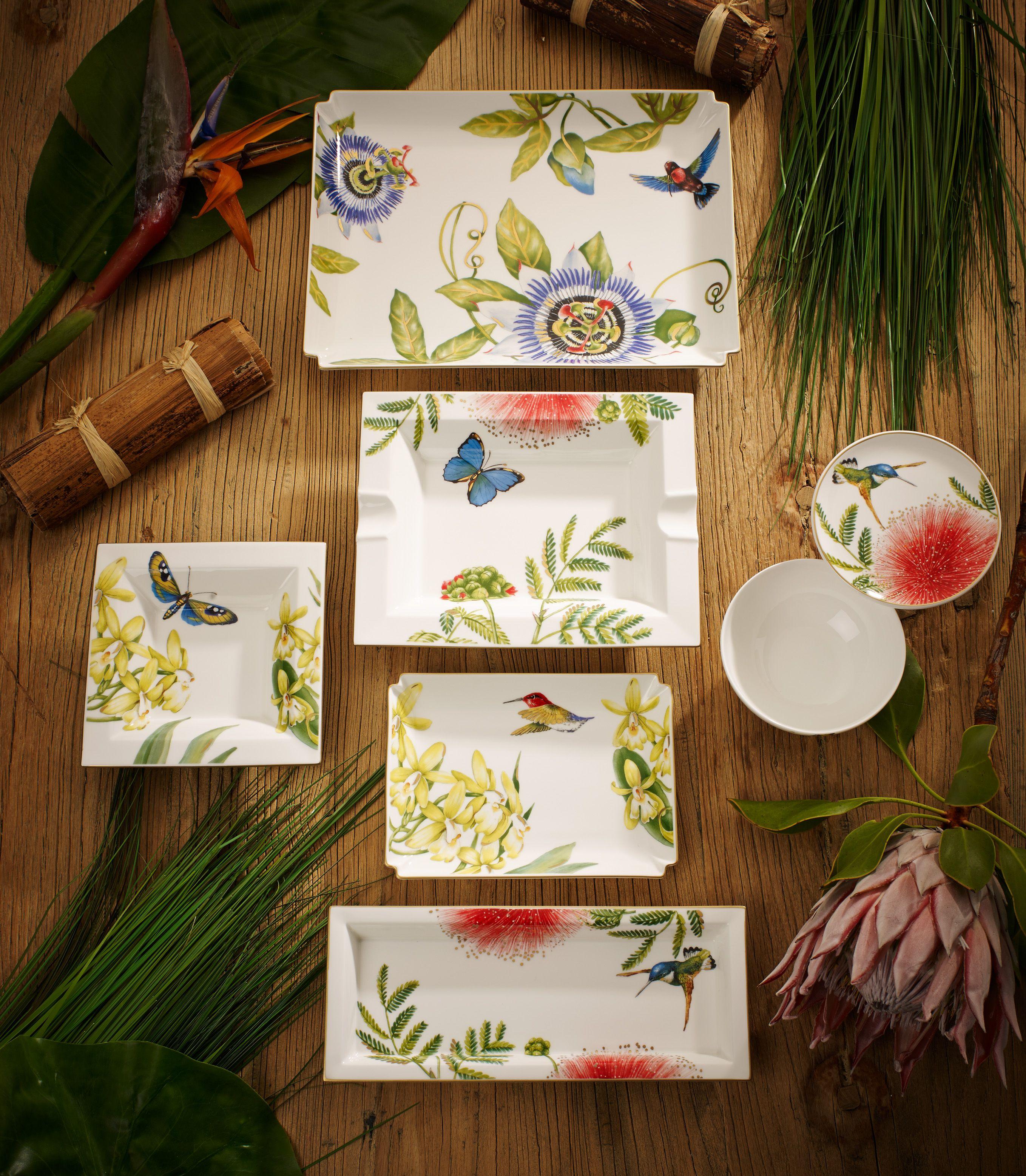 Villeroy u0026 Boch - u0027Amazoniau0027 Collection & Villeroy u0026 Boch - u0027Amazoniau0027 Collection | Decorate|Kitchen/Dining 1 ...