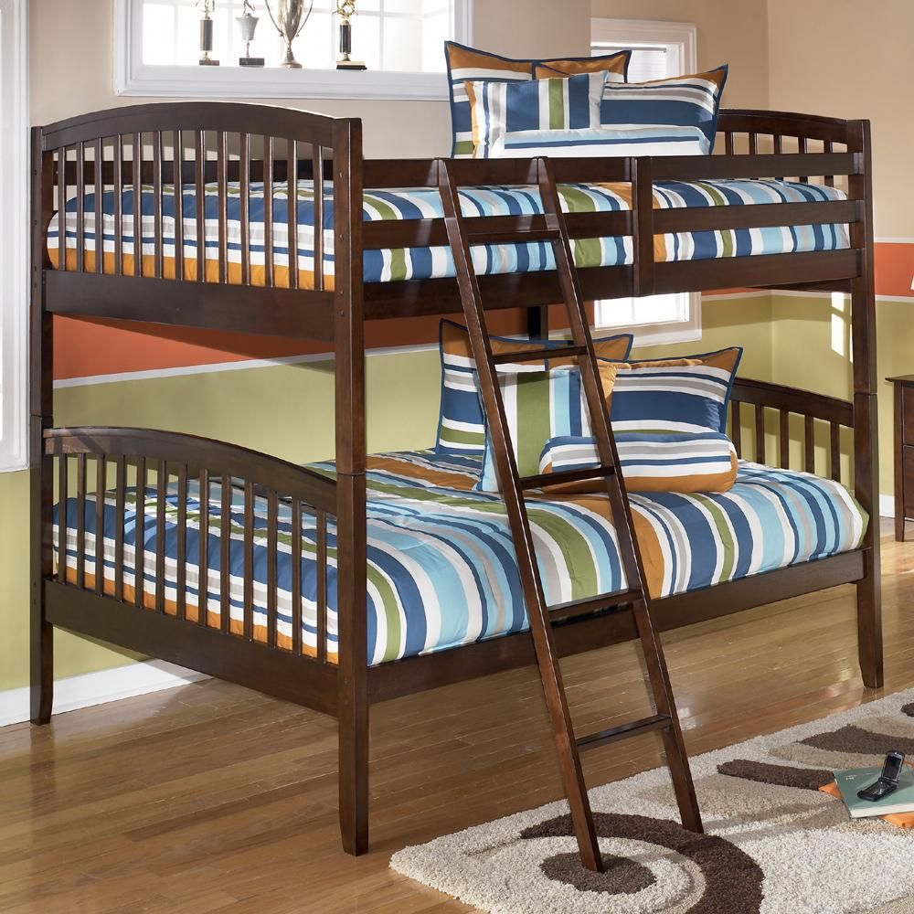 Ashley b45159p59r59s fullfull bunk bed bunk beds