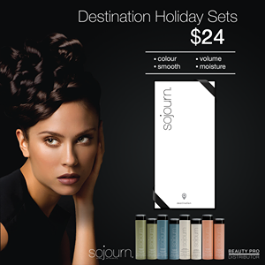 Sojourn Destination Holiday Sets available now!