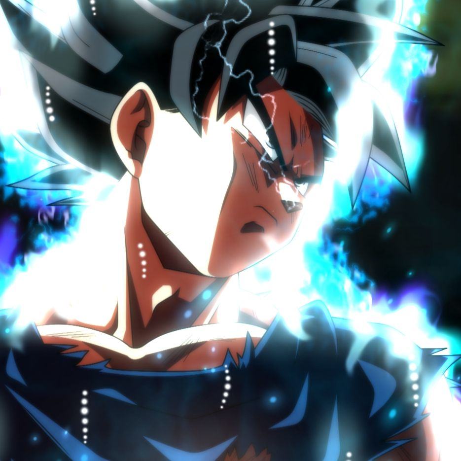 Dragon Ball Super Ultra Instinct Goku Wallpaper Engine Free