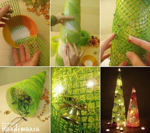 How to make custom christmas holiday light decoration step by step how to make custom christmas holiday light decoration step by step diy tutorial instructions how solutioingenieria Images