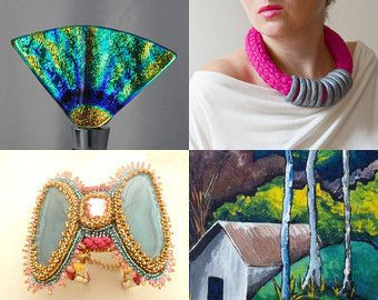 Works of Art by elsa pakopoulou on Etsy--Pinned with TreasuryPin.com