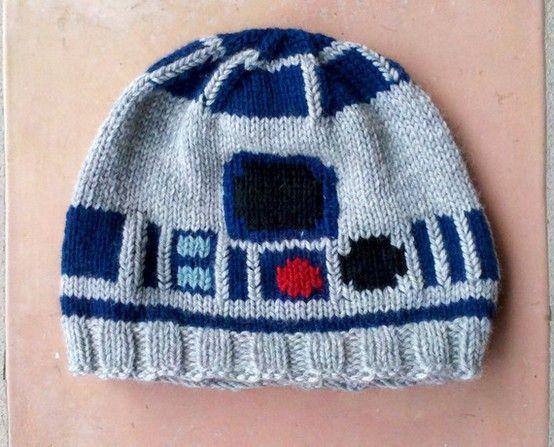 R2D2 beanie! #fanart #starwars | Stuff & gadgets I like | Pinterest ...