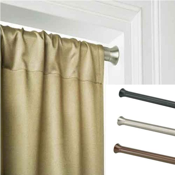Would You Like To Hang A Curtain Without Making Holes In Your Walls The Chroma