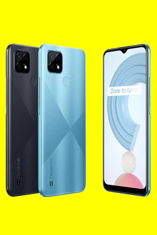 رسمي ا سعر ومواصفات هاتف Realme C21 In 2021 Smartphone Phone