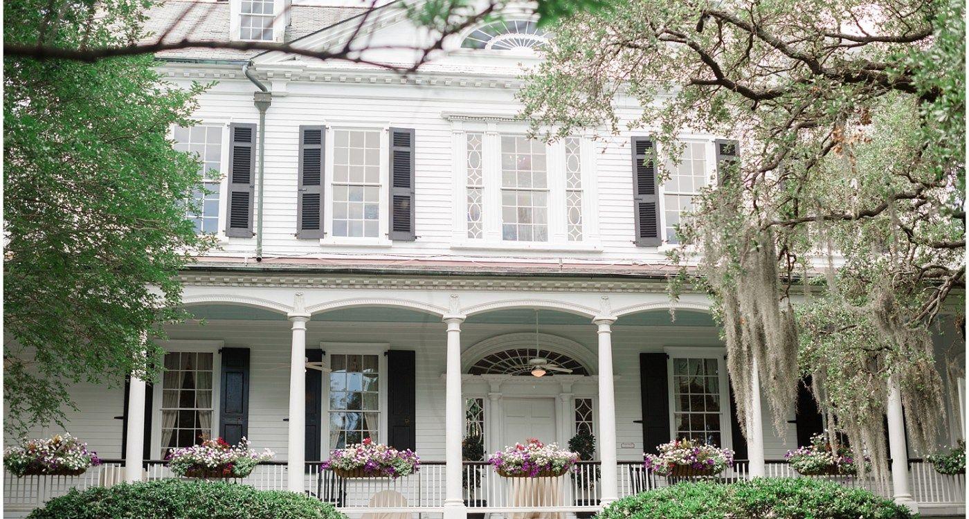 Elizabeth Felix Governor Thomas Bennett House Charleston Sc Explore Charleston Charleston Citta Carolina Del Sud