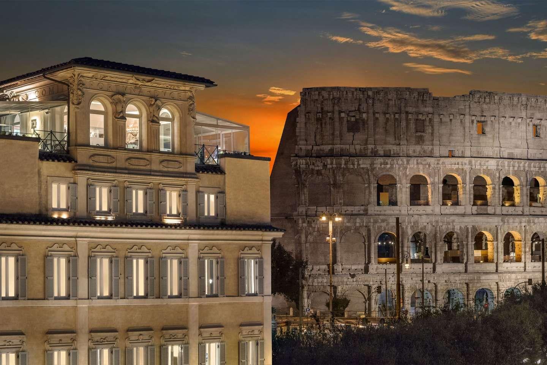 Rome Hotels Luxury Hotels Rome 5 Star Hotel Palazzo Manfredi