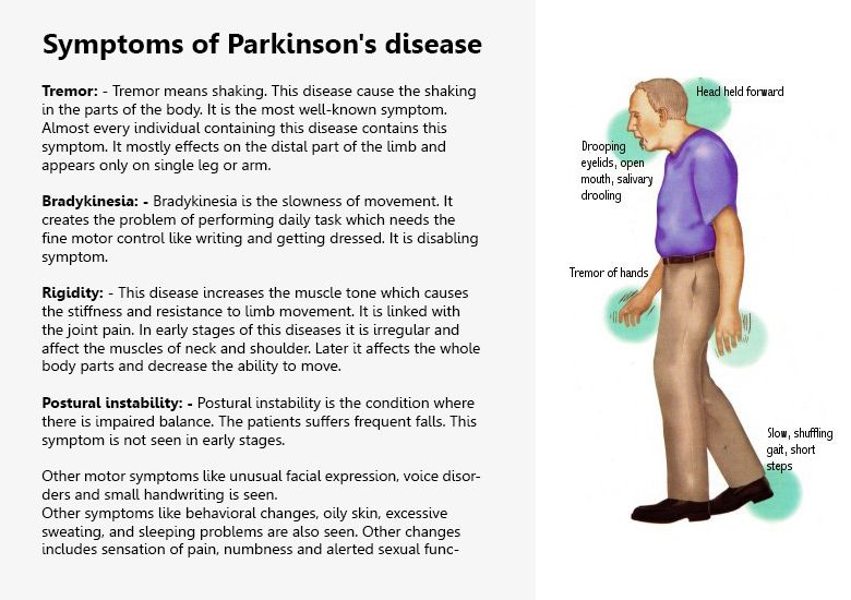 Parkinson's disease (PD) is the disorder of central ...