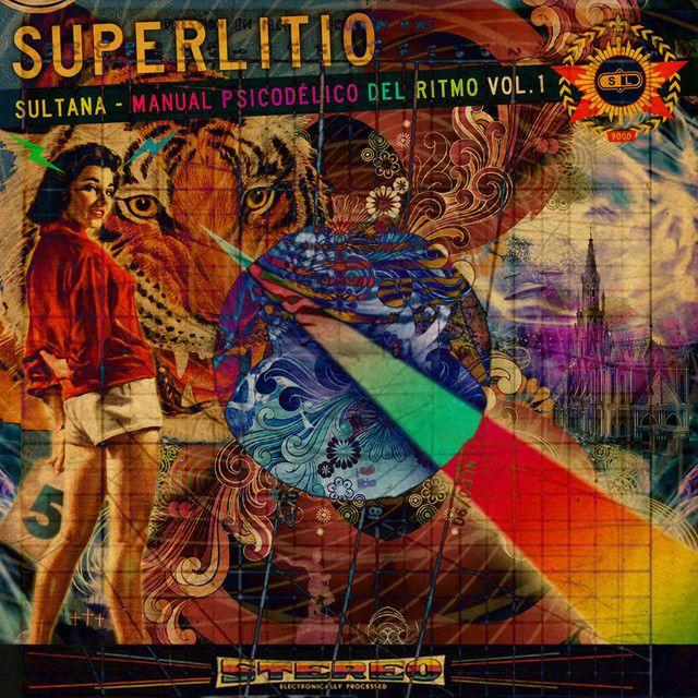 """Champetrónica"" - Superlitio #ColombiaSinbru #ColombianMusic"