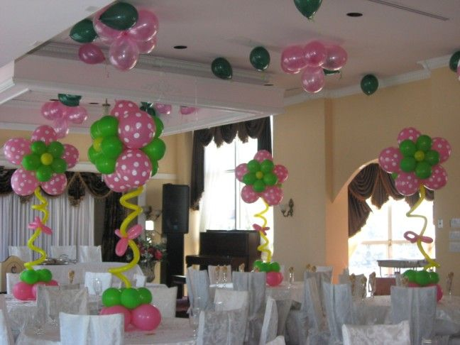 Birthday Party Decoration Ideas Children S Arrangements And Kids Can Test Every