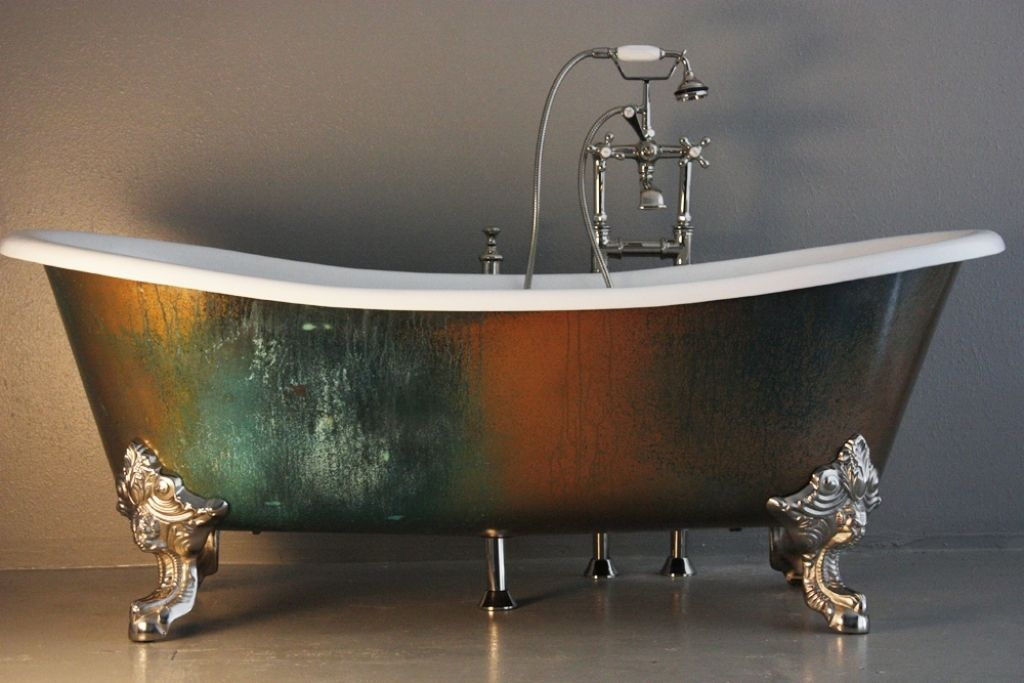 Strong Clawfoot Tubs Design For Modern Bathroom Design With