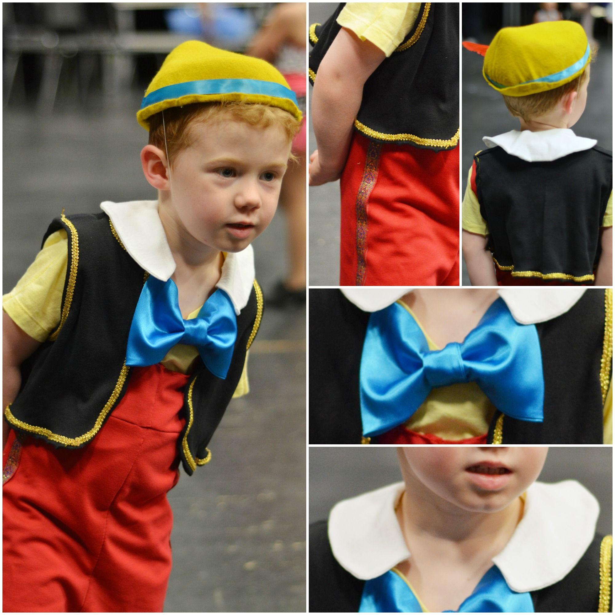 e17c2c35a7e DIY Pinocchio Costume
