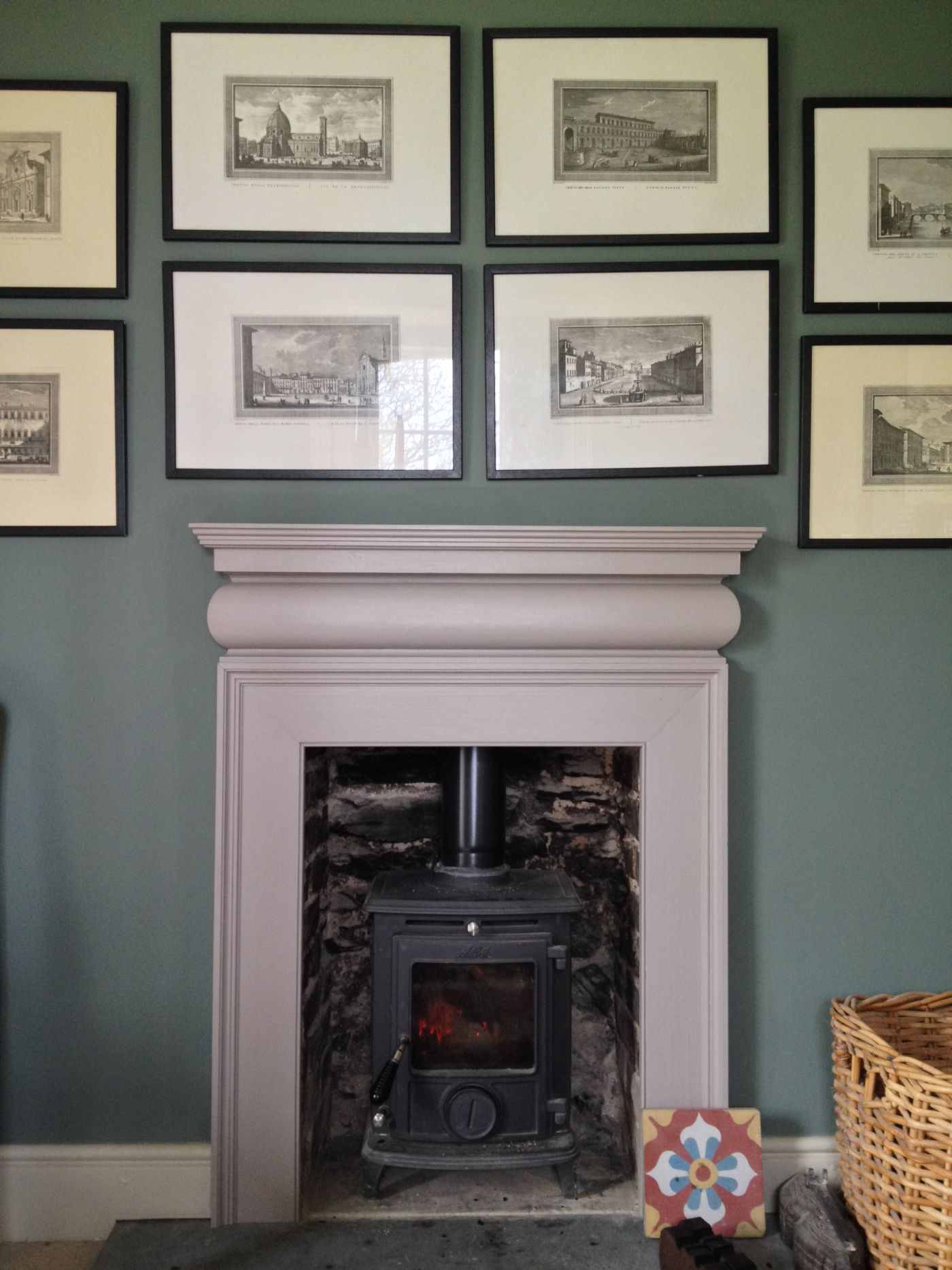 A Dash Of Panache With Images Georgian Fireplaces Irish