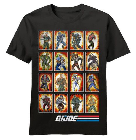 G.I. Joe: Full House T-Shirt
