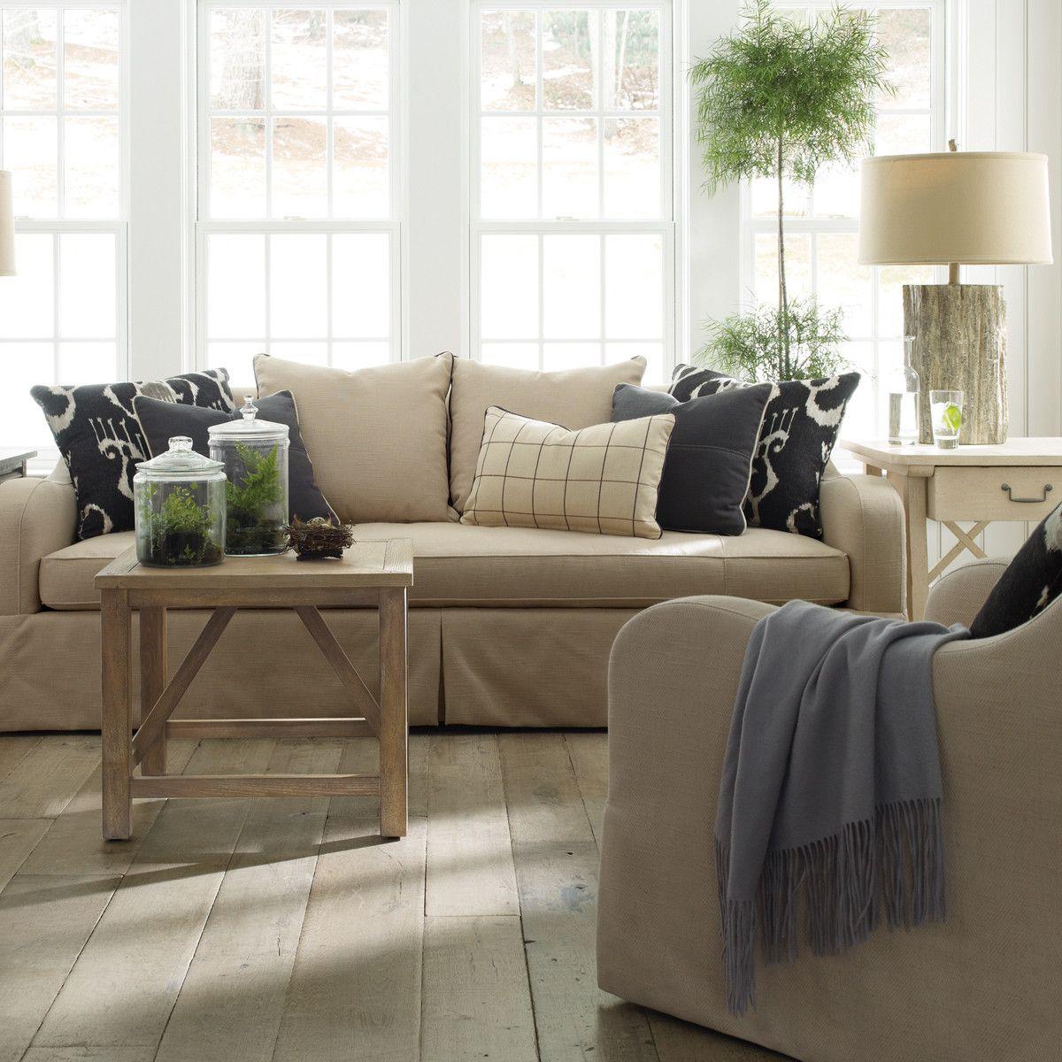 Scandinavian Interiordesign Colors: FLORIDA BRUSHED SIDE TABLE
