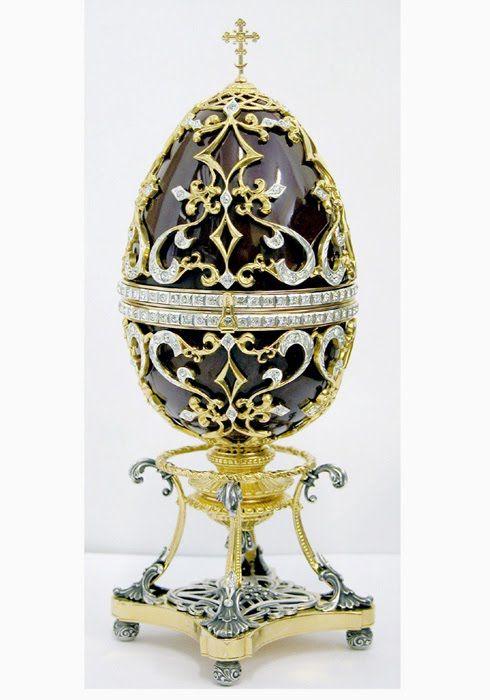 Loveisspeed Carl Faberge Eggs Ovos Fabergé Ovo Objeto De Arte