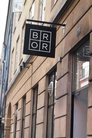 Restaurant BROR, read about the restaurant on the blog Top Copenhagen Tourist Attractions. Instagram: @zoe_escher.