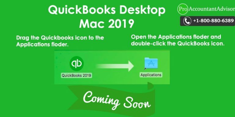 QuickBooks Desktop for Mac 2019 is Coming Soon - What's Next