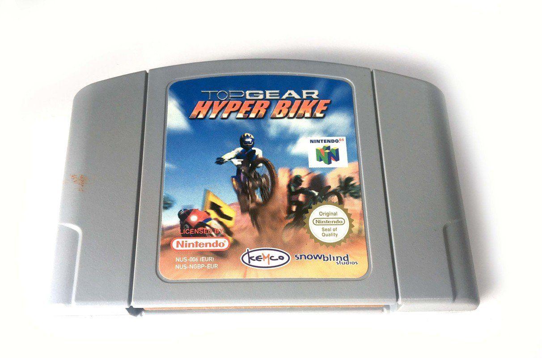 Nintendo N64 Top Gear Hyperbike N64 Actiefiguren
