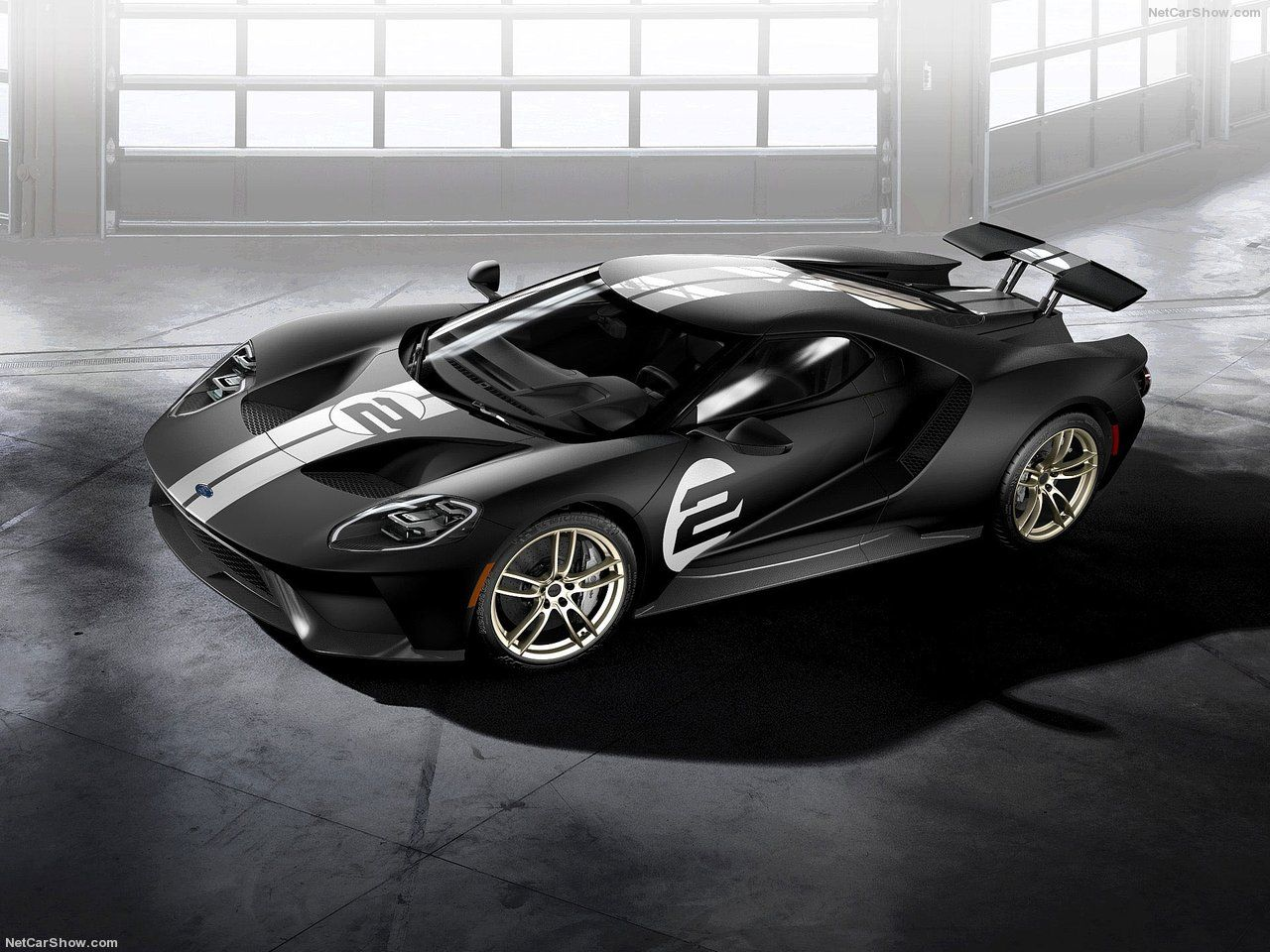 Ford Presents Ford Gt  Heritage Edition Gallery Of  High Resolution Images And Press Release Information