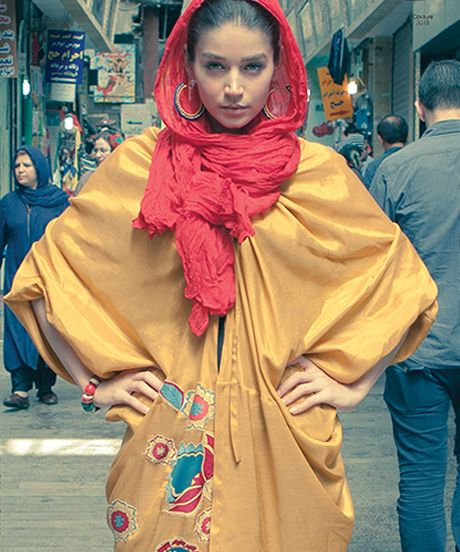 Iran Hosts Its First Fashion Shoot In Decades, & It Looks Fantastic #refinery29