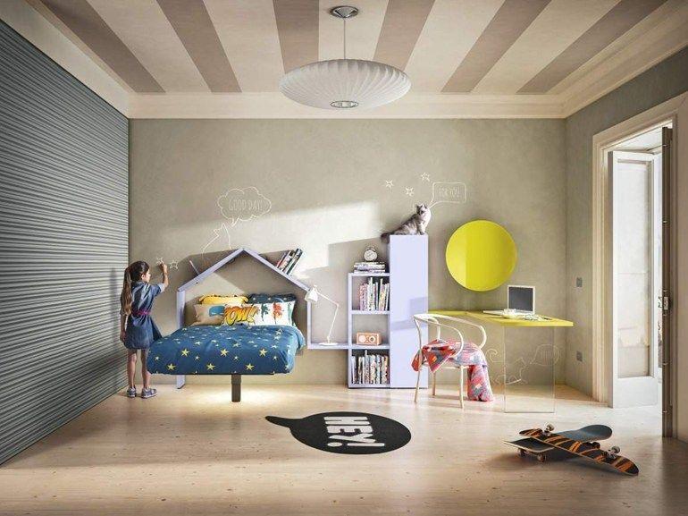 FLUTTUA Кровать by Lago дизайн Daniele Lago | Children room ...
