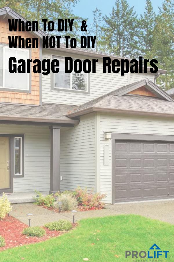 Before Garage Door Off The Track With A Spun Cable And Crooked Door In The Opening Garage Doors Doors Glass Garage Door