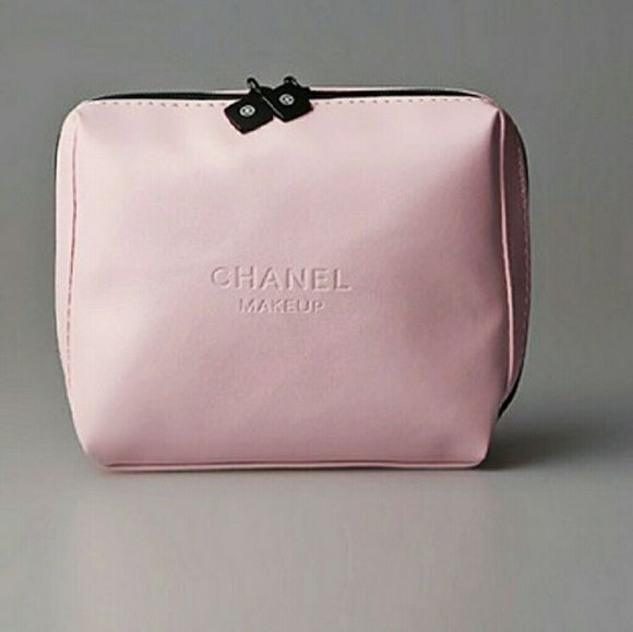 899c328ff23a 💗Last One 💗 Pink💗 Chanel Makeup Case Pouch Bag New with Box. 6 x 5 x 2.  Read measurements before purchase!!! No discounts unless bundled!!