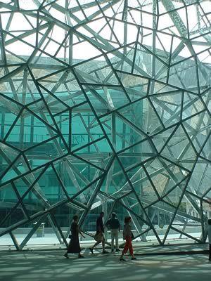 Melbourne....Fed Square