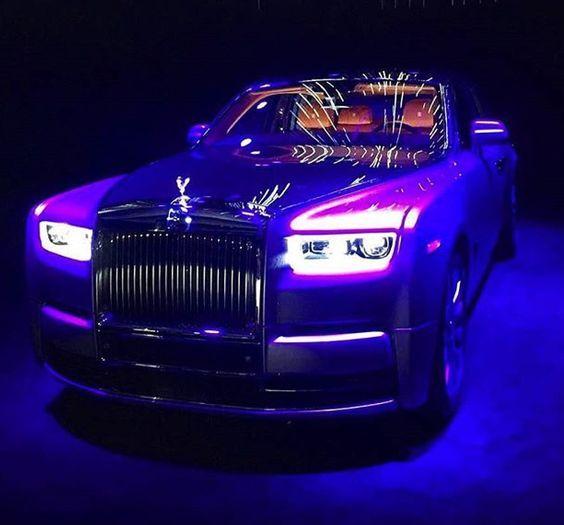 Rolls-Royce Phantom Vlll | Rolls royce, Rolls royce ...