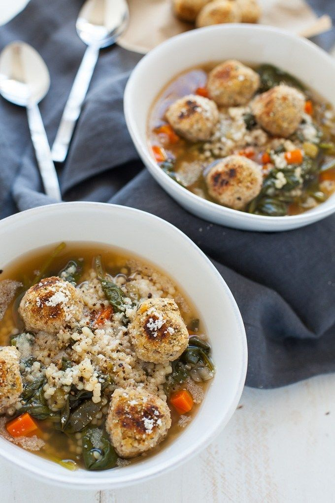 Slow Cooker Vegan Italian Wedding Soup