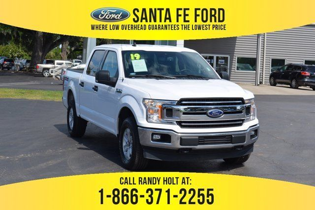 Used 2019 Ford F 150 Xlt 4x4 Truck For Sale Gainesville Fl