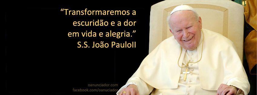 Frases Do Papa João Paulo Ii Religiosos