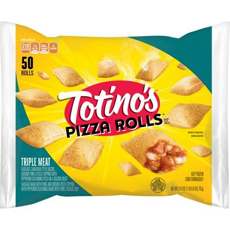 Food Products In 2019 Pizza Snacks Totinos Pizza Rolls