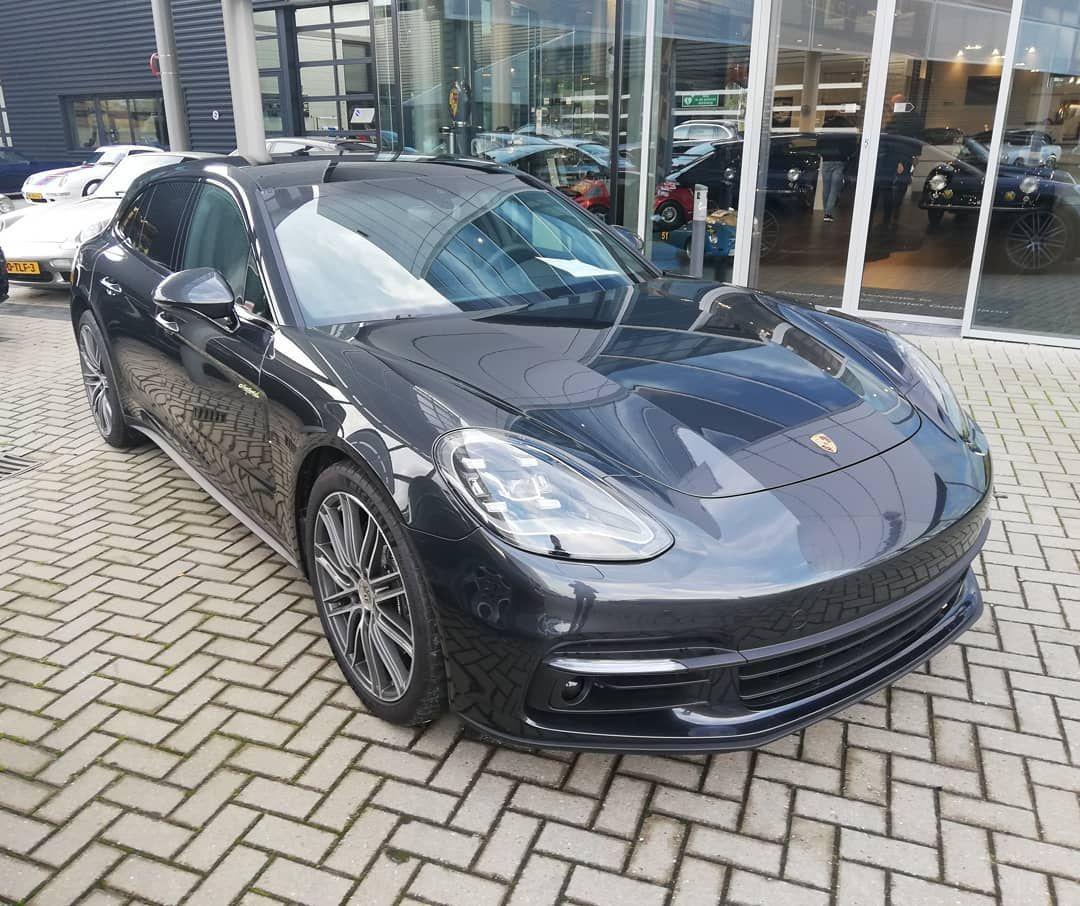Porsche Panamera 4EHybrid Sport Turismo 2020 (met