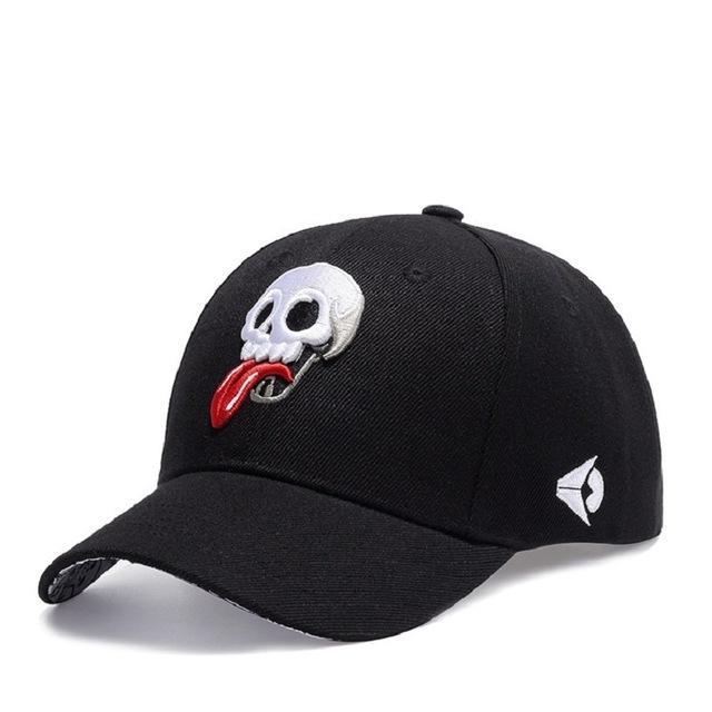 70fec07ef96ca Fashion New Arrival Snapback Hat Bone Snap Back gorras Men Hip Hop Cap  Baseball Cap Fashion Skull Flat-brimmed Hat