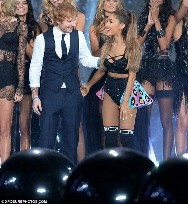 Happy Birthday To Ed Sheeran February 17th Ariana Grande