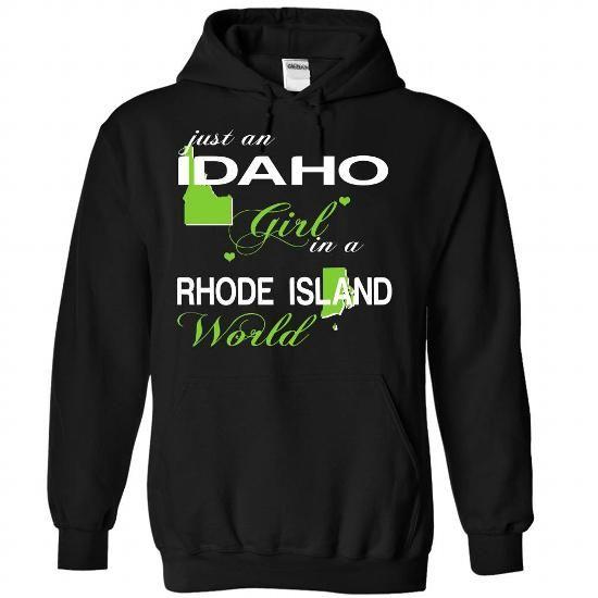 V2-IDAHO-RHODEISLAND GIRL - #university tee #yellow sweater. MORE INFO => https://www.sunfrog.com/Valentines/V2-2DIDAHO-2DRHODEISLAND-GIRL-Black-Hoodie.html?68278