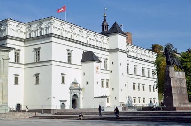 The reconstructed Palace of the Grand Dukes of Lithuania, the former political, diplomatic, cultural center of the State, was one of the most famous in Europe in the 15th-17th centures and was demolished in the beginning of the 19th century. This Palace is excellent located just in the heart of Vilnius, within the confines of Lower Castle.