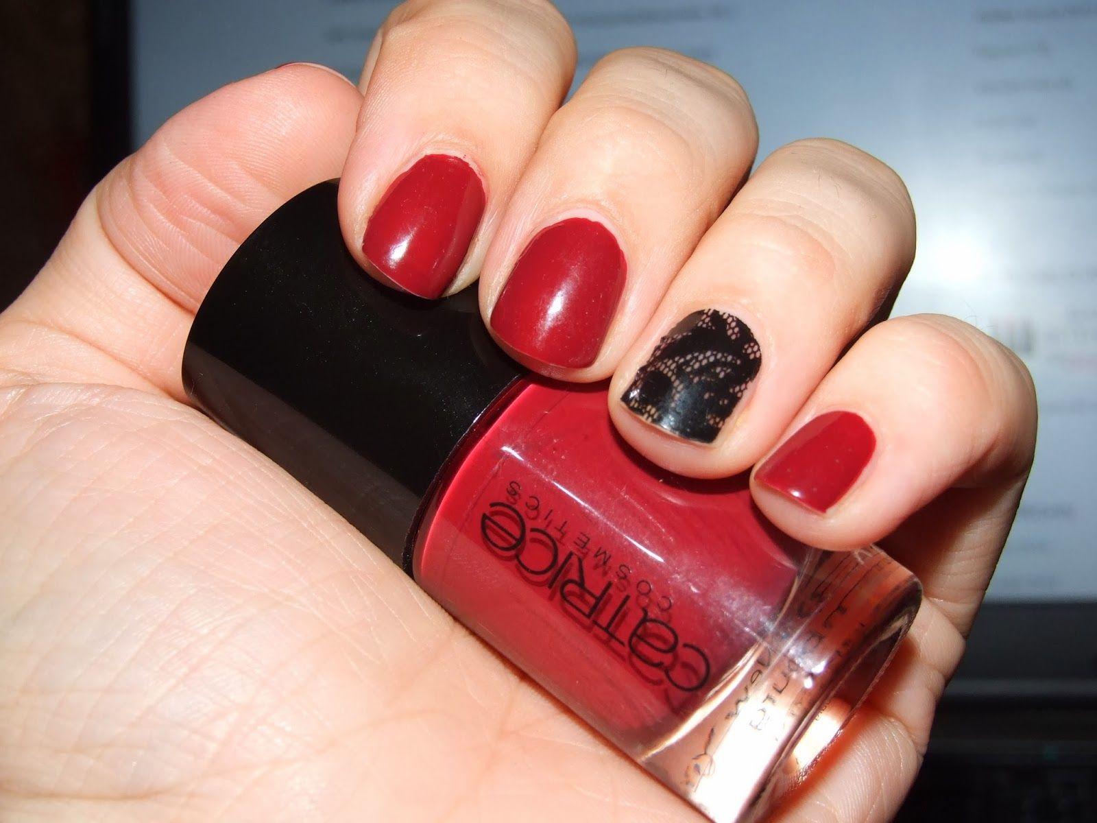 #CATRICE nail polish