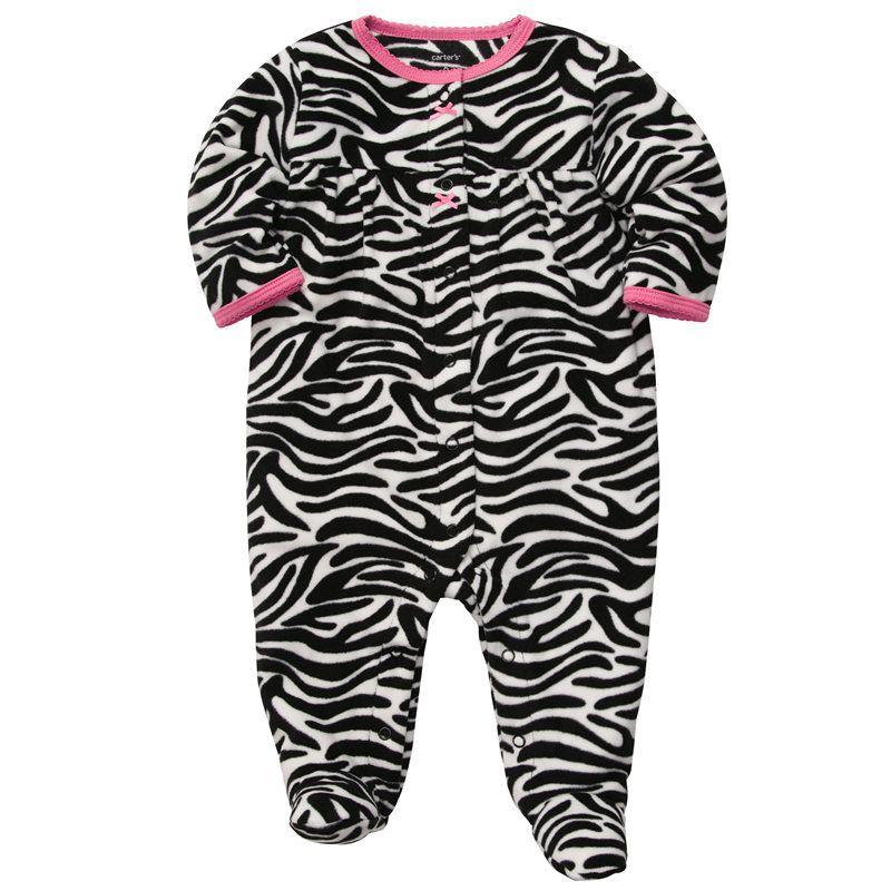 Varejo de 2014 bebés novos e bebê meninos de Carter romper, meninas Carters bebê de 10 modelos de lã de manga comprida macacão pescoço o A15...
