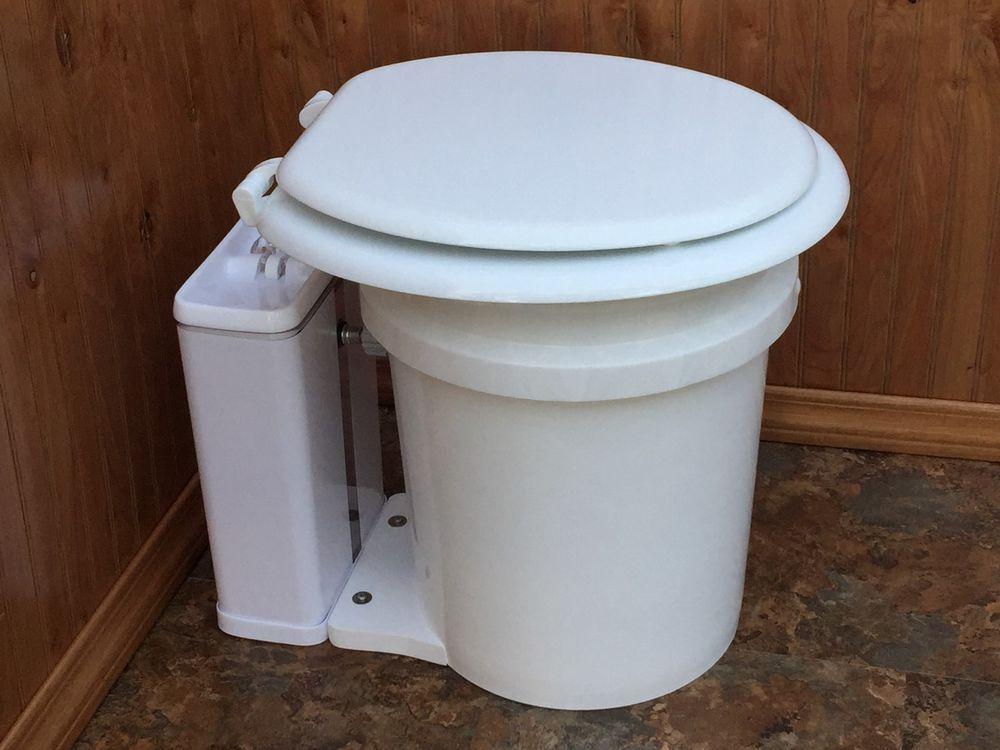 SmartJon Toilet Motorhome Composting Tiny House Off-Grid Cabin Boat ...