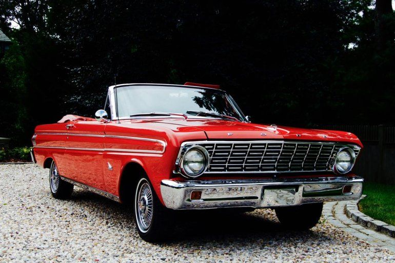 1964 ford falcon convertible 1960s covertibles pinterest ford rh pinterest com au