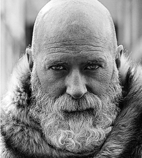 Pin by Quade Buter on drawing | Shaved head with beard ...