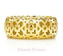 Bague bracelet marocain