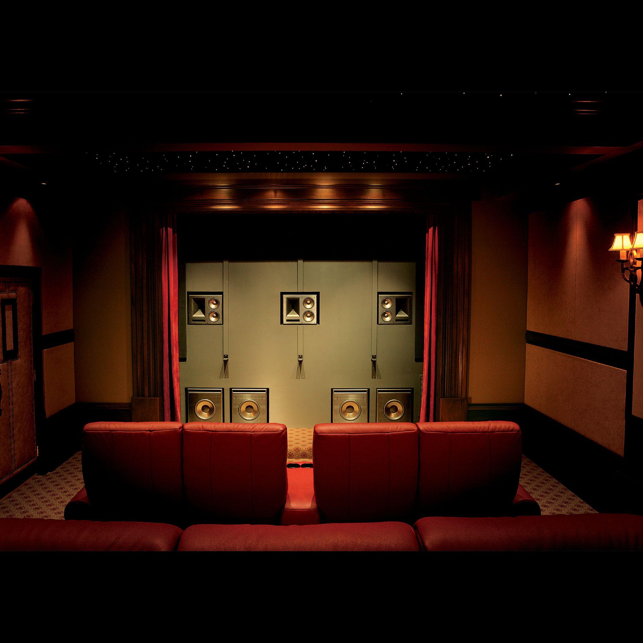 Custom Home Theater Rooms: The Award-winning Klipsch THX Ultra2 Custom Home Theater