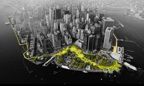 Video Interlude: See the 10-Mile 'Dryline' That Could Protect NYC's Waterfront
